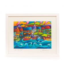 Saileen Art All Tide Up Large Frame