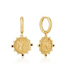 Ania Haie Victory Goddess Mini Hoop Earrings