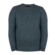 Aran Rathwood Jersey Crew Sea Spray Sweater