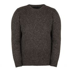 Aran Rathwood Storm Mist Grey Sweater
