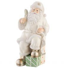 Aynsley Santa's List Ornament