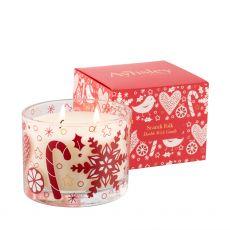 Aynsley Scandi Folk Candle - Apple Cinnamon