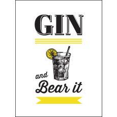 Bookspeed Gin and Bear It