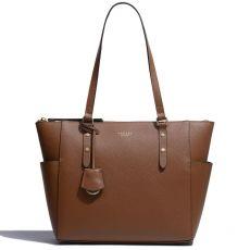 Radley Large Zipped Leather Shoulder Bag