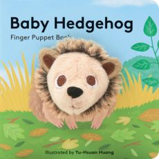 Hedgehog Finger Puppet Book