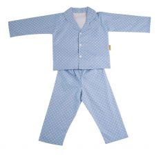 Babyboo Blue Starry Night Pyjamas