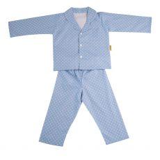Babyboo Blue Starry Night Pyjamas
