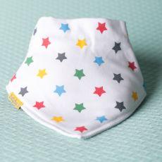 Babyboo Bright Stars Bib