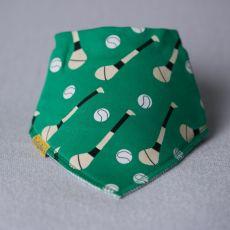 Babyboo Green gaa Bib