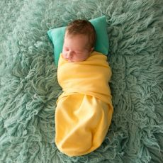 BabyBoo Lemon Swaddle