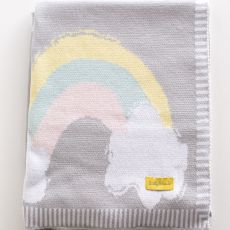 BabyBoo Rainbows Blanket