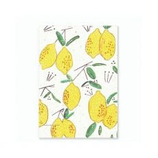 Badly Made Books A6 Lemon Bullet Notebook