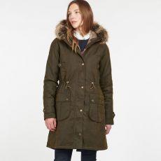 Barbour Ladies Hartwith Wax Jacket