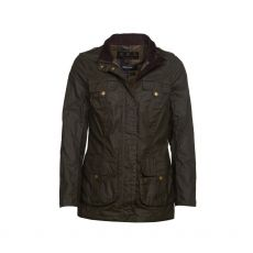Barbour Lightweight Defence Waxed Jacket
