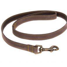 Barbour Tan Dog Lead