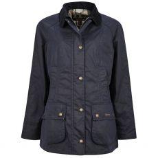 Barbour Ladies Aintree Navy Jacket