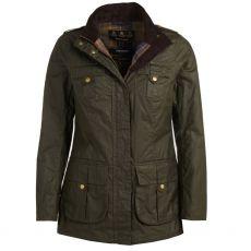 Barbour Ladies Defense Lightweight Jacket