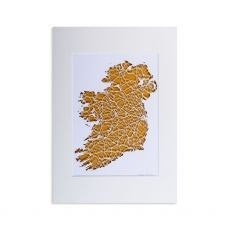 BBpapercuts Ireland Gold Mount