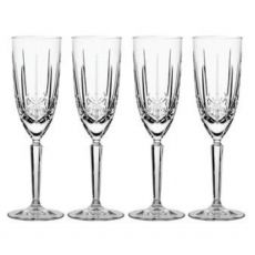 Waterford Crystal Sparkle Flute Set of Four