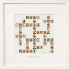 Belinda Northcote Kind Words Mini Frame