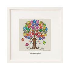 Belinda Northcote Positivity Tree Large Frame