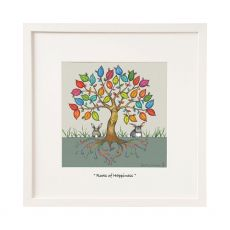 Belinda Northcote Roots Of Happiness Mini Frame