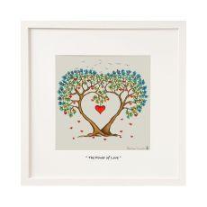 Belinda Northcote The Power Of Love Mini Frame