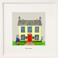 Belinda Northcote Town Mouse Mini Frame