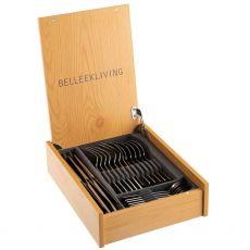 Belleek living Reflections 24 piece cutlery set