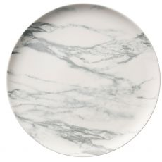 Belleek Marbled Dinner Plate