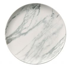 Belleek Marbled Salad Plate
