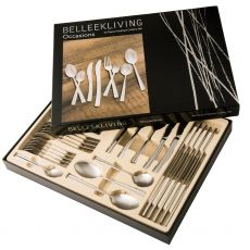 Belleek Occasions 44 Piece Cutlery Set