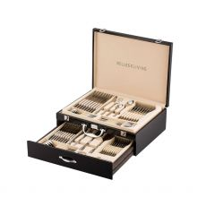 Belleek Occasions 72 Piece Cutlery Set