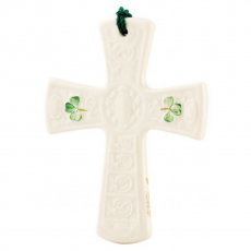 Belleek Saint Patricks Cross