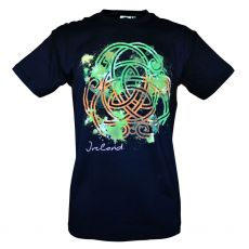 Black Celtic Knot T-Shirt