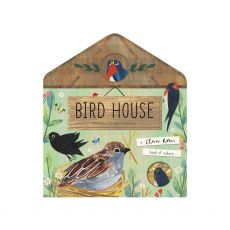 Bookspeed Bird House