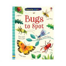 Bookspeed Usborne Minis: Bugs To Spot