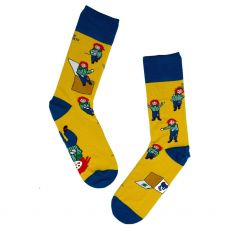 Bosco-Yellow-Design-Sock-Side-View.jpg
