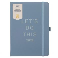 Busy B Lets Do This Goals Diary 2022