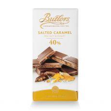 Butlers 40% Milk Chocolate Salted Caramel Bar