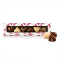 Butlers Chocolate Valentine's 6 Assorted Chocolate Hearts