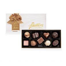 Butlers Irish Embossed 9 Chocolates