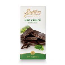 Butlers Mint Dark Chocolate Bar