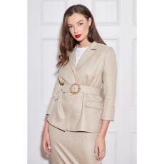 Caroline Kilkenny Angel Gold Jacket