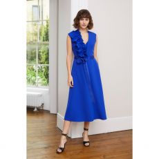 Caroline Kilkenny Jem Blue Dress