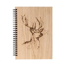 Caulfield Country Boards Stag Notepad