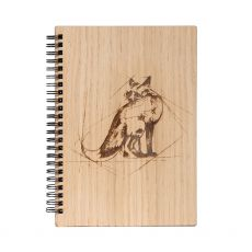Caulfield Country Boards The Fox Notepad