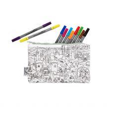 Eat Sleep Doodle Fairytales & Legends Pencil Case