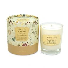 Celtic Candles Fresh Lemon & Tea Tree Aromapot Candle