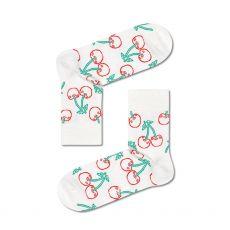 Happy Socks Cherry Half Crew Ladies Socks